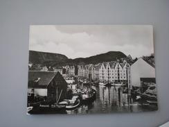 Alesund Fra Haven - Norvège