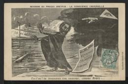 Illustrateur ORENS - Révision Du Procès DREYFUS - La Conscience Universelle - Orens