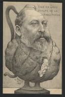 Illustrateur ORENS - Vase En Grès Scalpé De La ANGLETERRE - Orens