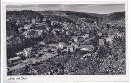 Blick Auf Idar - Oberstein - Gesamtansicht   **19708** - Idar Oberstein