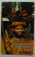 SWAZILAND - Chip - 1st Issue - King Mswati III - Mint - Swaziland