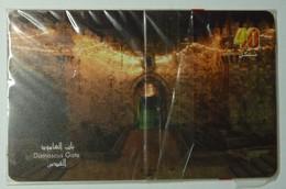 PALESTINE - Early Chip - Damascus Gate - 1998 - 40 Units - Mint Blister - Palestine