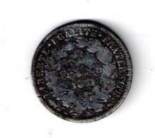 2 Francs 1871 A-voir état - France