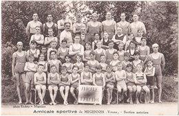 89. Amicale Sportive De MIGENNES. Section Natation - Migennes