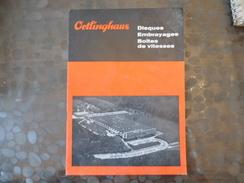Doc Ortlinghaus - Disque Embayage - Allemagne - 1972 - Vieux Papiers