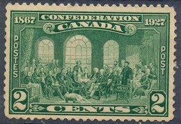 Stamp Canada 1927 Mint - 1911-1935 Regno Di George V