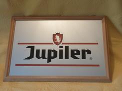 """Miroir """"JUPILER"""" Bière - Spiegel"""