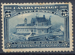 Stamp Canada 1908 Mint - Unused Stamps