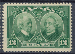 Stamp Canada 1927 Mint - 1911-1935 Reign Of George V