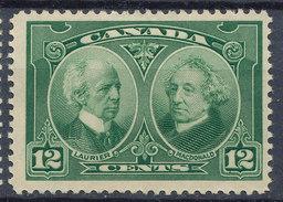 Stamp Canada 1927 Mint - 1911-1935 George V