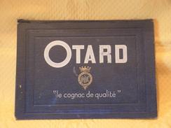 "Sous-Main ""OTARD"" Cognac - Reklame"