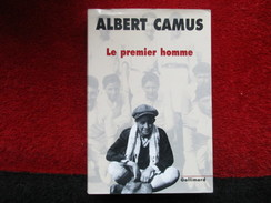 Le Premier Homme (Albert Camus) éditions Gallimard De 1994 - Storia