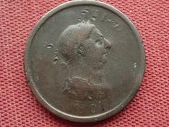 ROYAUME UNI   Monnaie Georges III 1806 - 1662-1816 : Anciennes Frappes Fin XVII° - Début XIX° S.