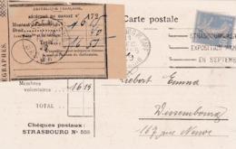 Appel De Cotisation De Wissembourg  Bas-rhin - Alsace-Lorraine