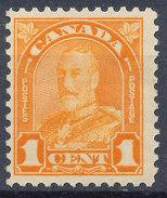 Stamp Canada 1930 Mint - 1911-1935 George V