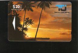COOK ISLANDS  GPT Phonecard - Cookeilanden