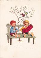 Jeunes Musiciens - Cp. 10 X 15 - Cartes Postales