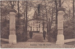 BOUCHOUT-BOECHOUT-VILLA-MR. CAROLY-VERSTUURD-1931-ZIE 2 SCANS-TOP ! ! ! - Boechout