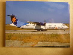 ISRAIR  ATR 72 212A  4X ATI     Collection Vilain N°1004 - 1946-....: Moderne