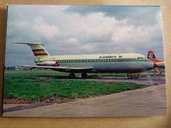ZAMBIA AIRWAYS  BAC 111 207   9J RCI        Collection Vilain N°1007 - 1946-....: Modern Era