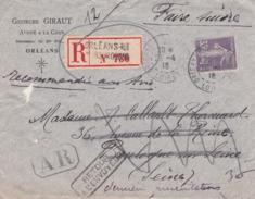 Recommandé D'Orléans En AR - 1877-1920: Semi Modern Period
