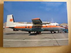 TUNIS AIR  NORD 262   TS LIP       Collection Vilain N°1012 - 1946-....: Era Moderna