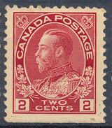 Stamp Canada 1911 Mint - 1911-1935 George V