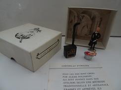 PIXI 4101 LE SIRE DE GAMBAIS (LANDRU)  En Bon état  Boite Et Certificat  D'origine - Figurines