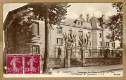 Saintes (Charente-Maritime)  Cie Des Chemins De Fer, Bureaux Des Ingénieurs - Saintes