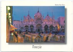 7987 Italy Postcard Tourism Restorant Architecture Religion Cathedral - Scènes & Paysages