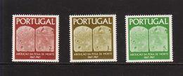 PORTUGAL COMPLETE SET   END DEATH PENALTY 1967  MINT NEVER HINGED - 1910-... République