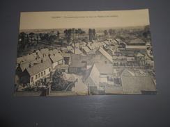 D . 62 - LILLERS (pas De Calais ) Vue Panoramique Prise Du Haut De L'église (côté Sud-est) - Lillers