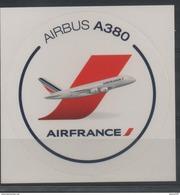 Airbus A380 Air France - Aufkleber