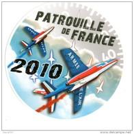 Autocollant  Patrouille De France     #10         2010 - Stickers