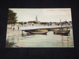 Denmark Sonderburg Blick Auf Sonderburg__(18666) - Danemark