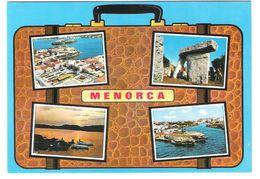 Spain - Menorca - Old Views - Dolmen - Menorca