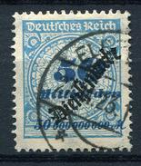 19201) DEUTSCHES REICH Dienst # 88 Gestempelt Aus 1923, 260.- € - Dienstpost