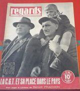 Regards N°40 10 Mai 1946 Un An Après La Victoire à Dachau En Italie Au Pays Basque, Défilé Du 1er Mai à Paris - Books, Magazines, Comics