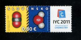 484219504 2011 ** MNH YVERT 569 - Slovakia