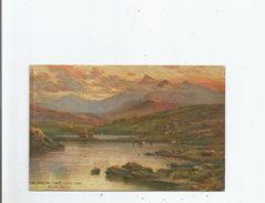 SNOWDON (CAPEL CURIG LAKE ) NOTH WALES 7892 - Caernarvonshire