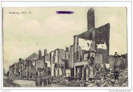 34194 (2scans) Feldpost - Deutsch Soldaten -  Soldats Allemands -  German Soldiers - 1914-18 -  Weltkieg - Guerre 1914-18