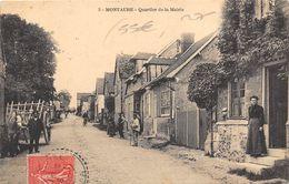 27-MONTAURE- QUARTIER DE LA MAIRIE - France