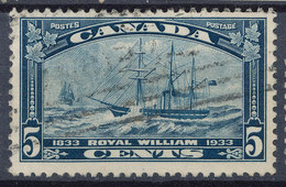 Stamp Canada  1933 5c Used - Used Stamps