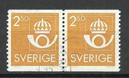 SCHWEDEN Sweden 1985 Michel 1317 Posthorn O - Schweden