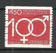 SCHWEDEN Sweden 1984 Michel 1299 O - Schweden