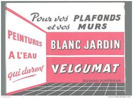 Buvard - Veloumat - Paints