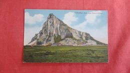 Gibraltar Rock From Neutral  Ground   Ref 2715 - Gibraltar
