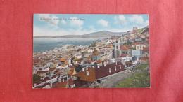 Gibraltar Birds Eye View Of Town   Ref 2715 - Gibraltar