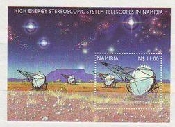 Namibia - 2000 High Energy Stereoscopic System Telescopes Project - Namibian Khomas Highlands  - Ms.- Mint ** - Namibia (1990- ...)