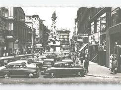 Alte Autos In WIEN Fotokarte Um 1930 - Vienna Center